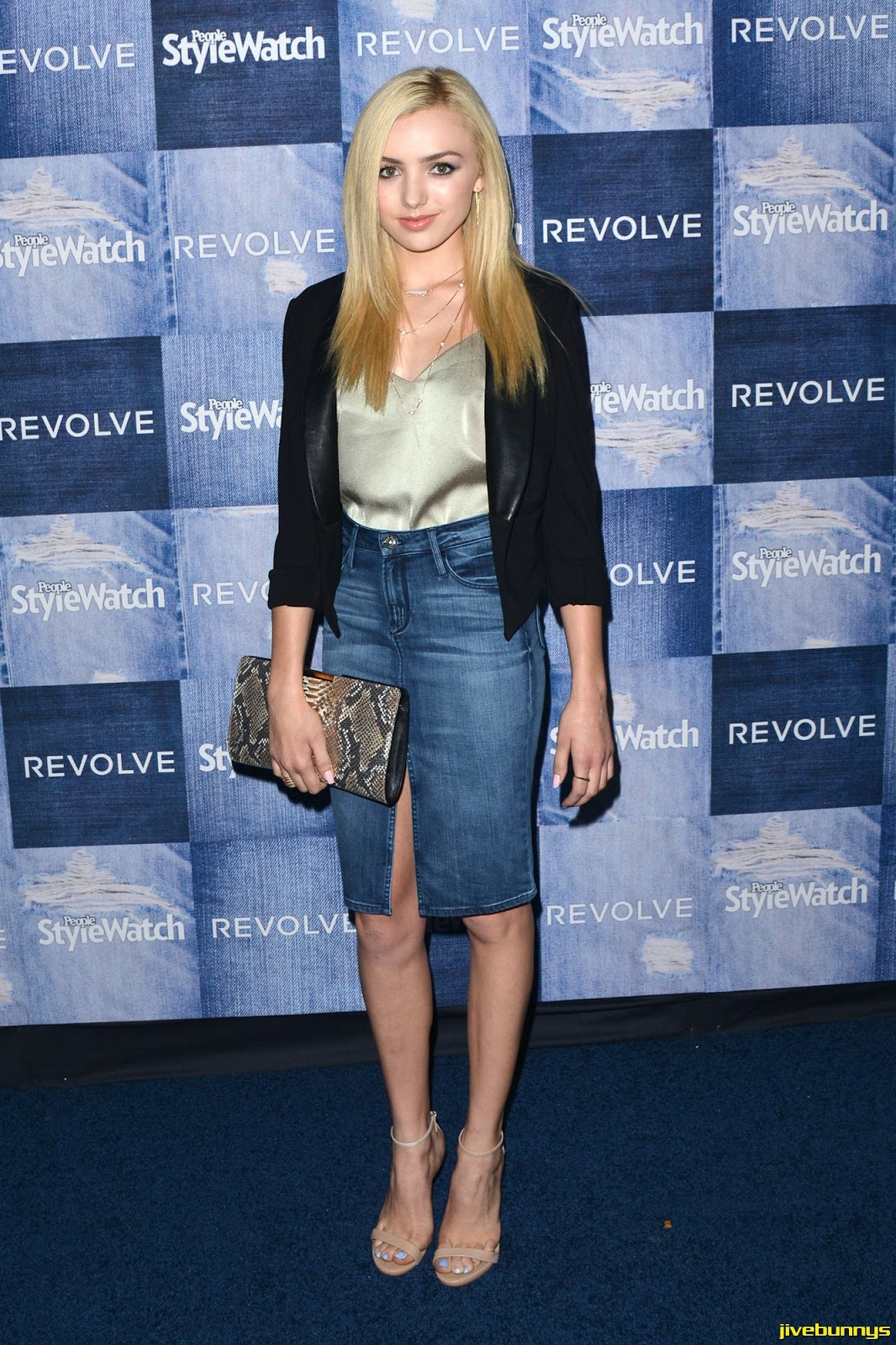 Peyton R. List - People StyleWatch 4th Annual Denim party in LA 09/18/14