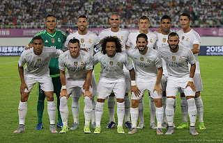 FC Real Madrid new skuad Wallpaper