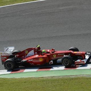 Massa: A fost o cursa mai buna decat speram