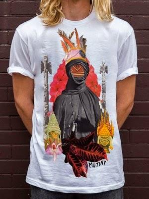 Camiseta MUTINY sultan $50.000