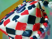 Daniel's Poker Cake