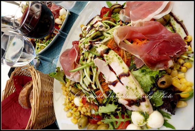 Restaurant l'instant fraîcheur Versailles