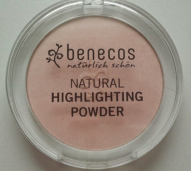 Benecos powder closed