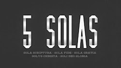 The Five Solas Facebook