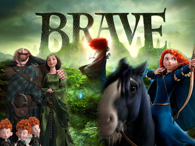 Brave family movie