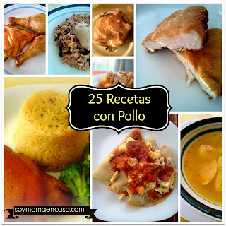 25 recetas faciles con pollo recipes chicken homemade