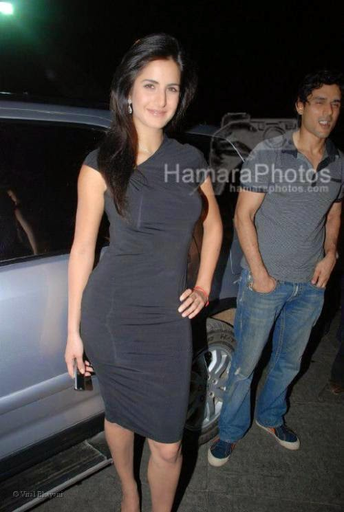 Katrina Kaif at Race Success Bash on April 2nd 2008