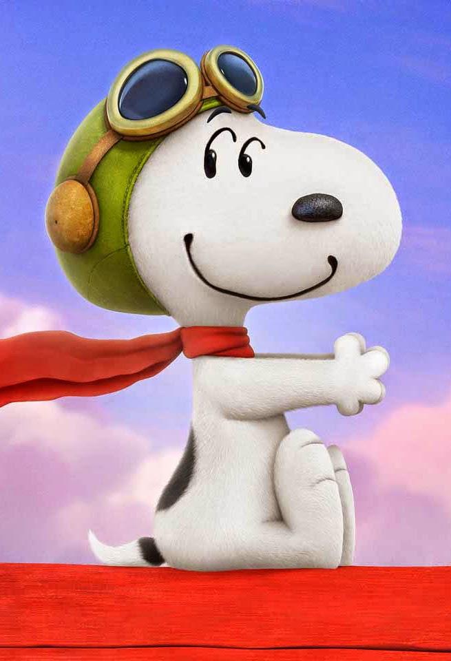 Carlitos y Snoopy. La Película de Peanuts (27-11-2015)