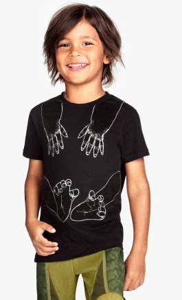 H&M All For Children UNICEF collection 2014