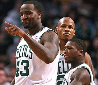 Celtics Trade, Kendrick Perkins