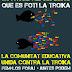 """1 de juny, Manifestació internacional """"Pobles units contra la troika"""""""