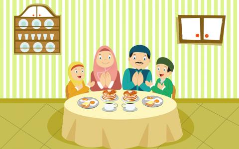 Doa,berbuka,puasa,ramadhan