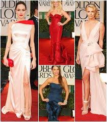 """25 звездни рокли от наградите """"Златен глобус"""" 2012"""