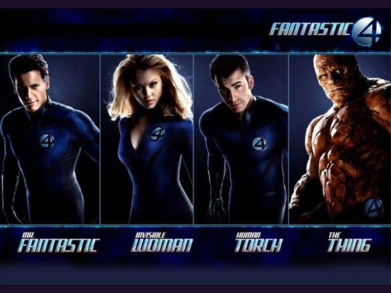 movies moment fantastic four