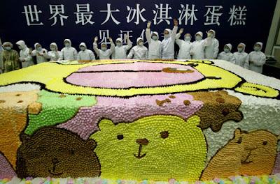 Najveća torta na svijetu
