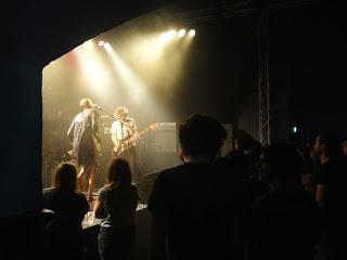 08.12.2013 Essen - Zeche Carl: Die Nerven