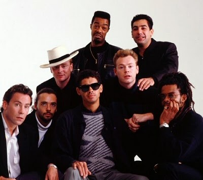 UB40 are a British reggae/pop band formed in 1978 in Birmingham, England. See them featured at http://jinglejanglejungle.net/2014/12/ub40html