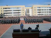 Oltre 700 allievi ricevono le Fiamme Gialle....