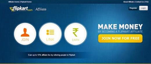 Flipkart Affiliate Link Generator one click