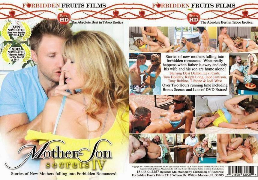 sexo Mother Son Secrets 4 online
