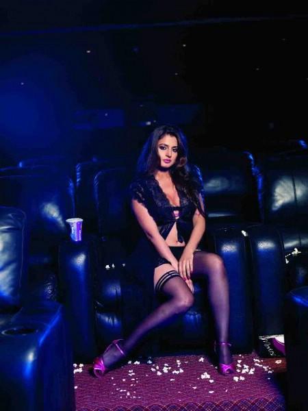 Amisha Patel Hot Maxim Photoshoot Stills - Hot Blog Photos