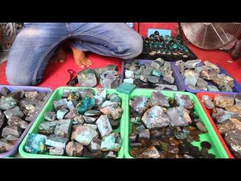 Batu Bacan Bongkahan, Penjual Batu Bacan Asli