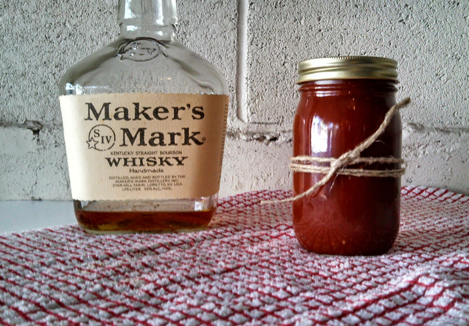 Bourbon Whiskey BBQ Sauce Recipe — Dishmaps