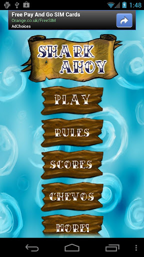 Shark Ahoy Nets Munching Fun For Android