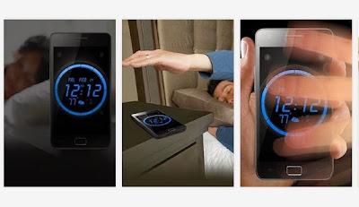 تطبيق Wave Alarm منبه ذكي يمكن إيقافه بحركة اليد لأجهزة أندرويد