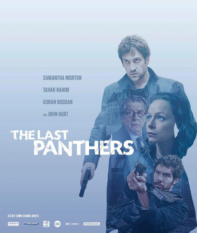 The Last Panthers 1x01