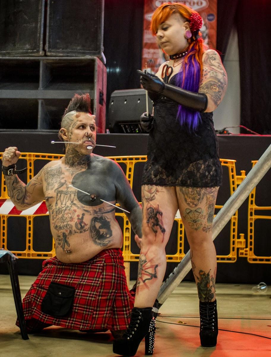 Kolgaos Tattoo Convention 2015 Zaragoza