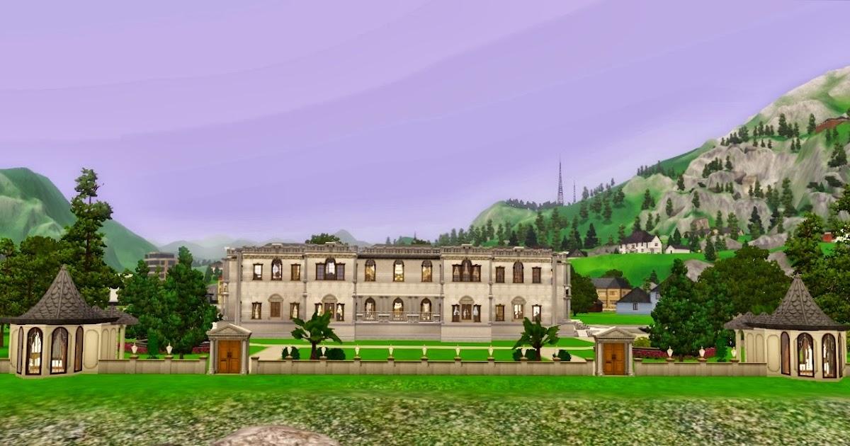 SIMianSIMS: Beylerbeyi Palace
