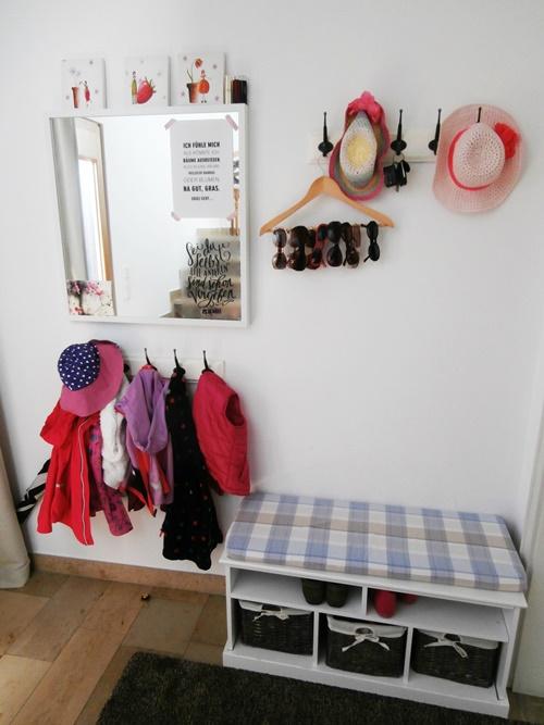 Flur Diele Garderobe