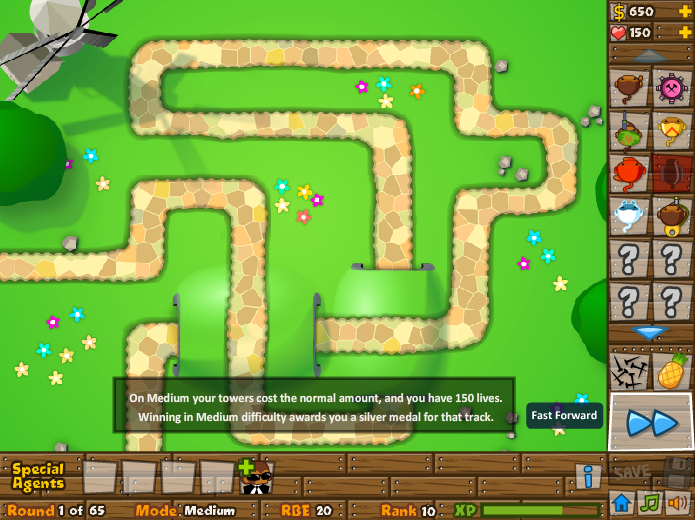 Black And Gold Games: Bloons Tower Defense 5 Review