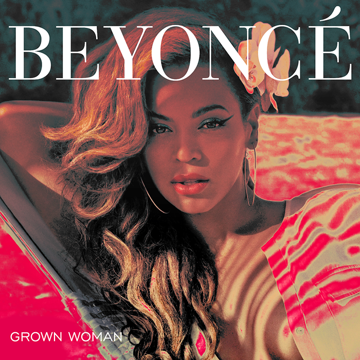beyonce grown woman single