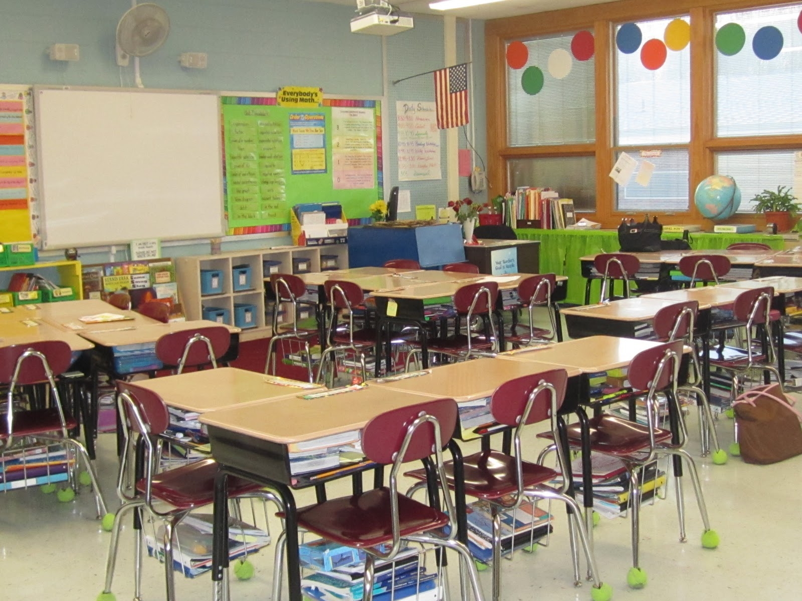 Classroom Design Overview : Teaching my friends room and a mish mosh of stuff