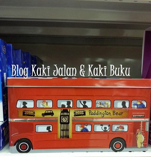 Blog Kaki Jalan Dan Kaki Buku
