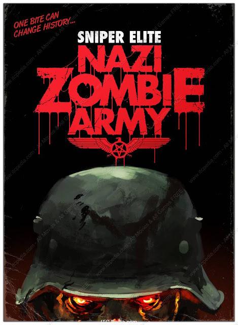 Sniper Elite Nazi Zombie Army - FLT