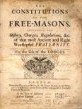 Constituições de Anderson e Manuscrito de Wilson