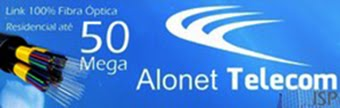 Alonet Telecom - Link 100% Fibra Óptica