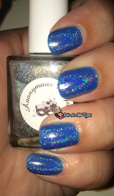 Anonymous Lacquer - Magik Top coat