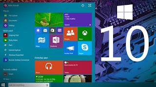 Cara Mudah Windows Update 8.1 Ke Windows 10