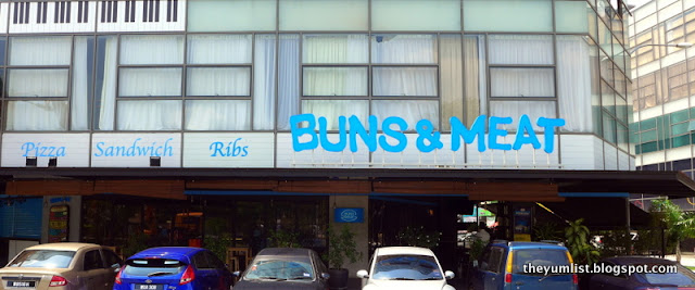 Buns and Meat, Sungai Besi, non-halal