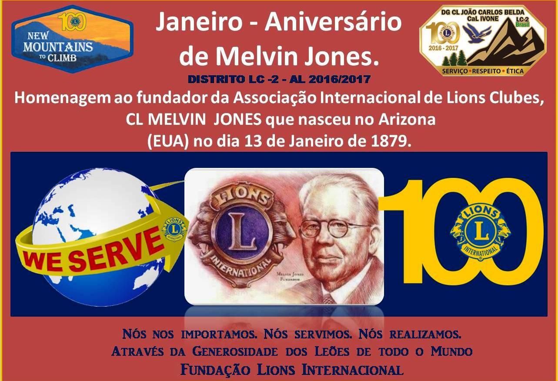 VEJA ROLAGEM CCLL MELVIN JONES DO DMLC