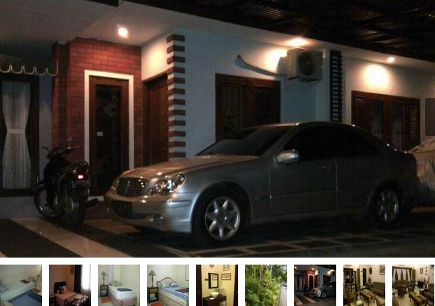 Penginapan Yang Pertama Adalah Rumah Kos Tebet Barat House Ini Beralamat Di VII F No 1 Jakarta Selatan Cawang