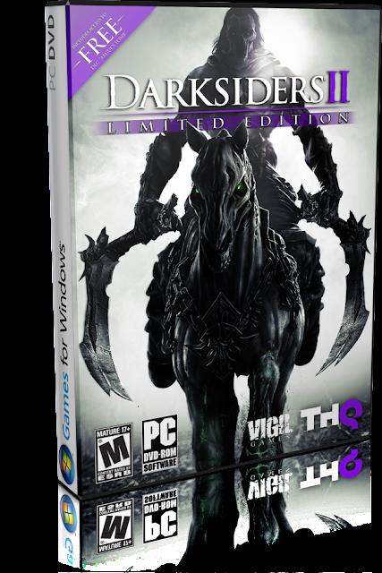 Darksiders 2 PC Full Español Skidrow 1.5