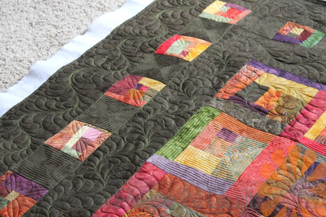 Piece N Quilt Machine Quilting Feathers By Natalia Bonner