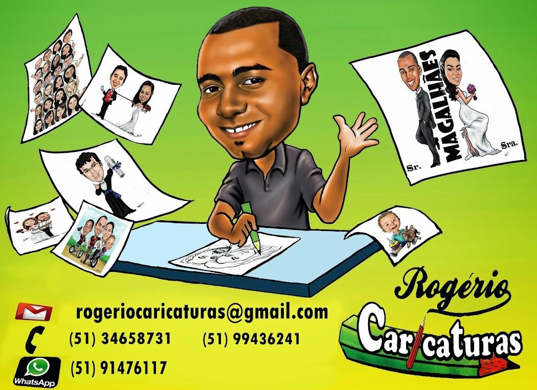 Caricaturista watsap (051) 991476117 Rogério PORTO ALEGRE , Canoas ,Novo Hamburgo,São Leopoldo..
