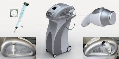 maquina para aplicar Ultracavitacion