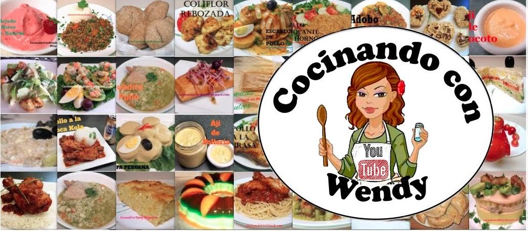 Cocinando con Wendy